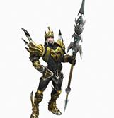 德玛西亚皇子3D模型,LOL英雄联盟