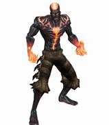 LOL英雄联盟复仇火焰,复仇焰魂3D模型