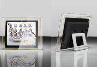 平板电脑,电视3D模型
