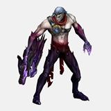 LOL英雄�盟�徒渲�箭Varus,�f�斯3D模型