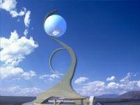 现代雕塑,现代景观小品3D模型