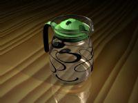 茶壶3D模型