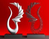 艺术展品,家居装饰品,艺术品3D模型