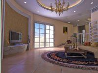 欧式客厅,简易客厅3D模型