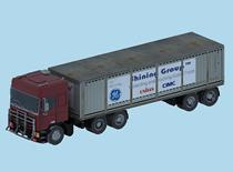 货运卡车,货车3D模型