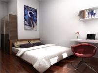 简单卧室3D模型