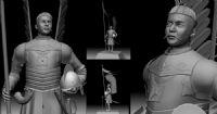 波兰翼骑兵3D模型