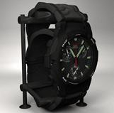卡西欧运动手表,卡西欧手表3D模型