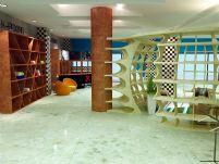 家具专卖店,店铺3D模型