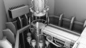 高科技装置,科幻场景maya模型