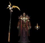 3D次时代游戏角色模型