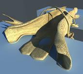 树桥3D模型