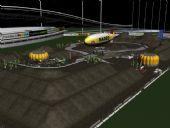 虚拟漫游,赛道场景3D模型