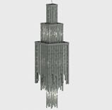 家庭豪华吊灯3D模型