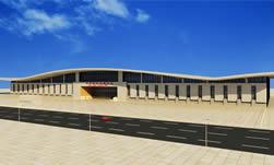 天津梅江国际会展中心3D模型