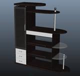 门厅柜,家具3D模型