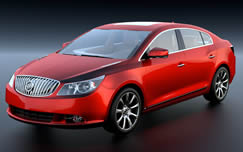 Buick别克汽车3D模型