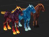 梦魔,游戏宠物3D模型