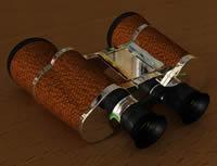 望远镜maya模型(带贴图)
