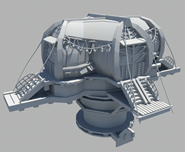 卡通房子maya模型