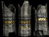 炸弹,导弹3D模型
