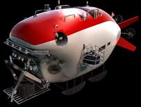 蛟龙号潜水艇3D模型