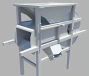 风箱,风车3D模型