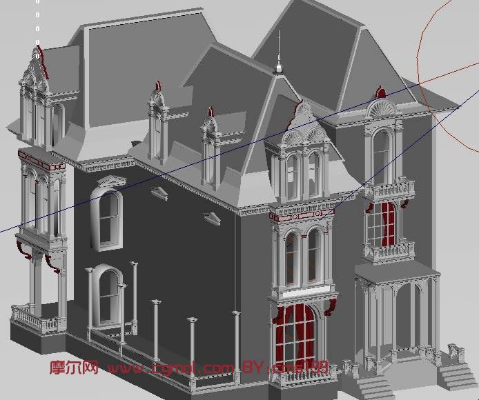 3d房子设计图
