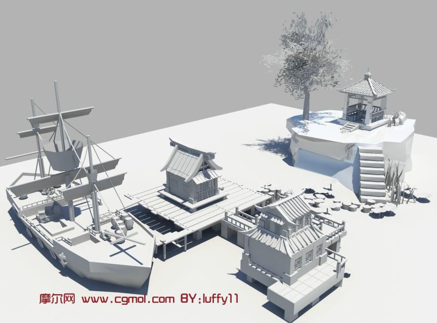540 上一個作品:    獨棟別墅3d模型 下一個作品:    卡通小男孩maya