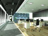办公室,场景3D模型