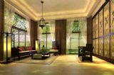 时尚中式客厅3D模型