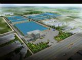 工厂规划设计场景3d模型