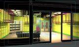 服装店,场景3d模型