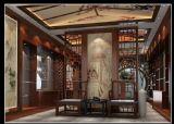 中式古典茶楼3D模型