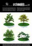 树,植物3d模型
