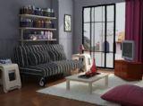 客厅,室内3d模型