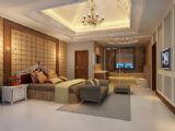 欧式卧室,室内场景3d模型