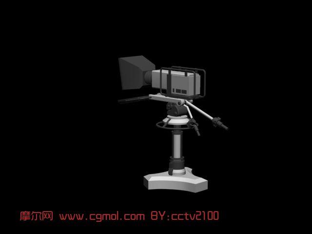 摄像机3d模型