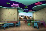 幼儿园教室,室内场景3d模型