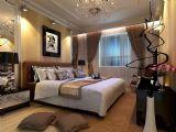 简欧卧室,室内3d模型