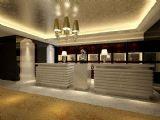 吧台,室内场景3d模型