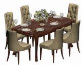 餐桌,椅子,家具3d模型