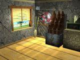 仓库,室内,场景3d模型