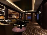 客厅,KTV包厢,室内,场景3d模型