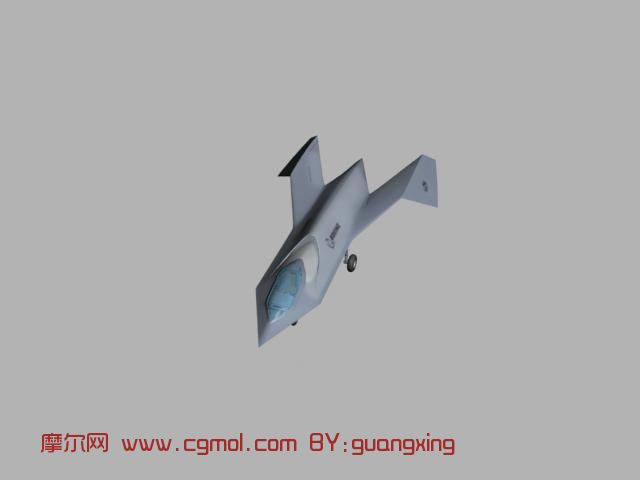 飞机,飞行器max3d模型