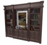 书柜,书架3D模型