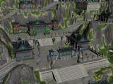 天龙八部星宿派,游戏场景max3d模型