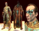 霹雳侠,原创动画角色3D模型