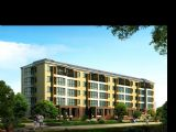 住宅楼,建筑,室外场景max3d模型