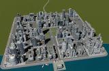 高精度城市模型